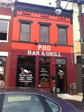 The Pho Bar and Grill: A Tale of Misfortune and Woe