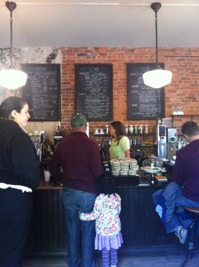 Big Bear Cafe: UrbanOasis