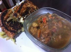 Kitchen Sink Gumbo: A CulinaryMarathon