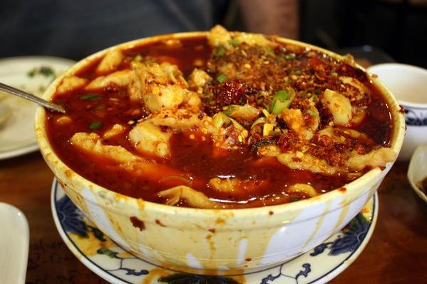 Szechuan Fish Soup