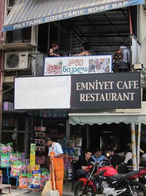 Cafe Nico - Istanbul